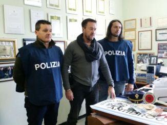 Spaccio, arrestati due stranieri dalla Polizia di Stato