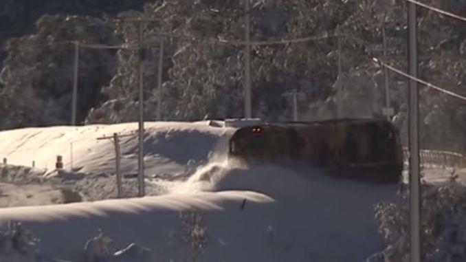 Andrea Liberati, Regione, quattro mesi silenzi su pendolari e treni che si fermano in mezzo al gelo