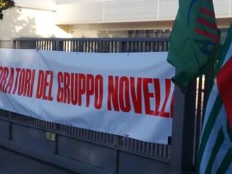 """Gruppo Novelli, istituzioni """"sconcerto e preoccupazione"""" per situazione del gruppo"""