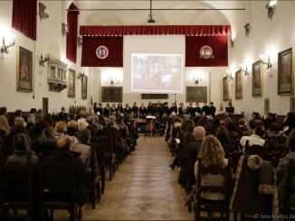 Conservatorio Morlacchi concerto all'abbazia di San Pietro sulle note di Carissimi