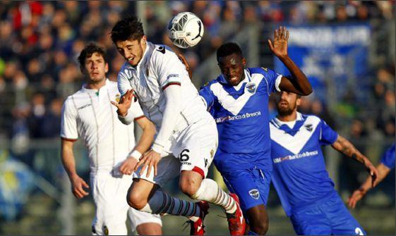 Per le Fere 0-0 a Brescia, il girone d'andata si chiude a 24 punti