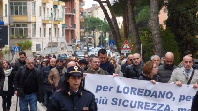 Associazione Filosofi...amo, la Marcia Civica in memoria di Loredano