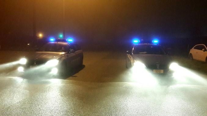 Polizia in azione su Terni, controlli anche interforze
