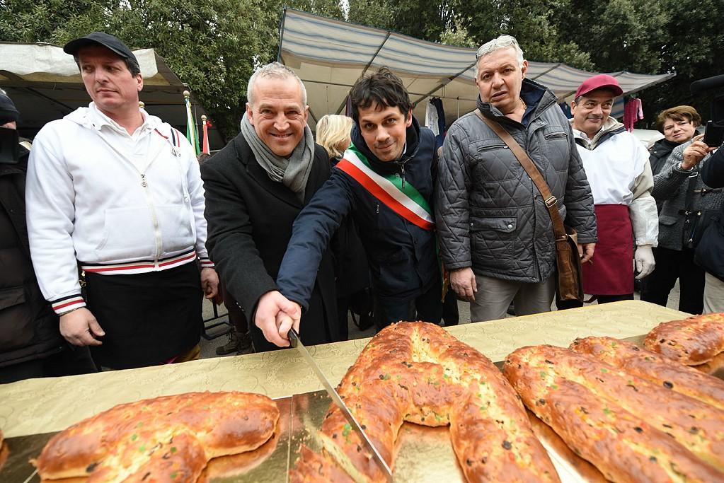"""Inaugurata la """"Fiera Grande di San Costanzo"""""""