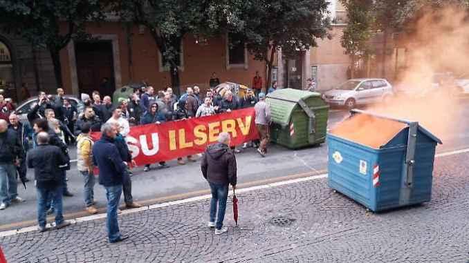 Ilserv perdita appalto GPR, Marcelli Cisl, forte preoccupazione