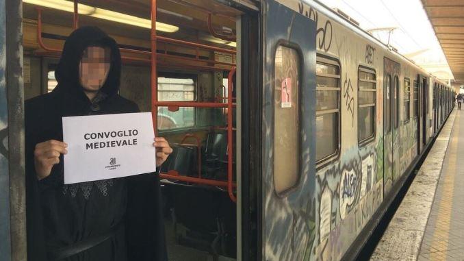 Allarme dei pendolari FS, Liberati Carbonari, 5s, pronti a raccogliere grido di allarme