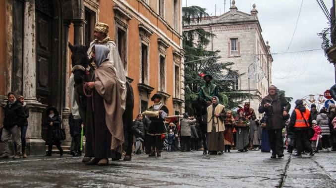 Epifania Perugia, i re Magi arrivano nella cattedrale