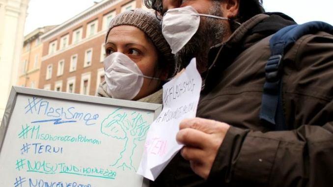 Emergenza smog Terni, Sel ternana dice, inutili ordinanze episodiche