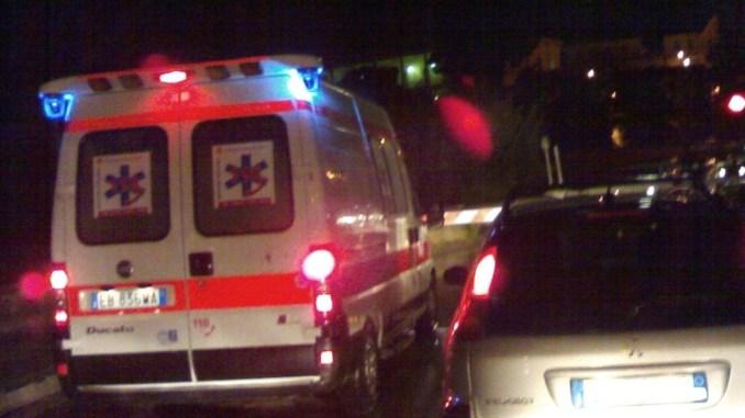 Incidente stradale sulla 75 Centrale Umbra ad Ospedalicchio, soccorsi sul posto