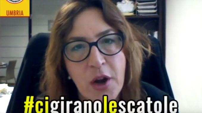 """Partecipate regionali, Carbonari M5s: """"Presidente Marini stia serena"""""""