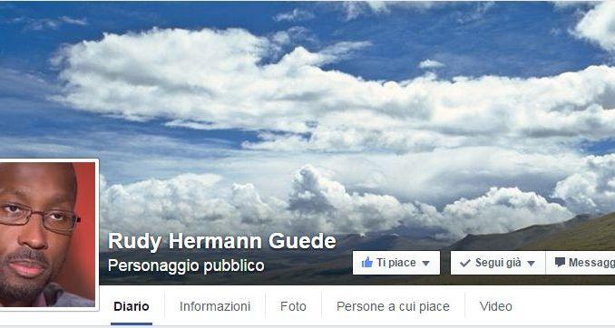 Rudy Guede apre profilo Facebook e racconta la sua storia