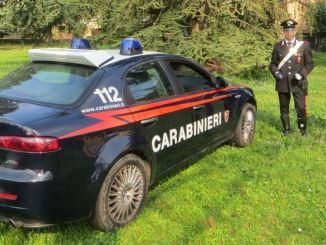 Controlli dei Carabinieri su tutto il territorio