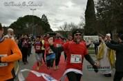 Leonardo al traguardo della Maratonina del Campanile