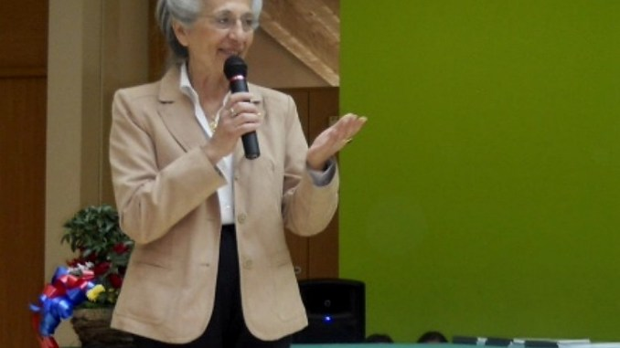 Sala convegni Creo intitolata a Rita Levi Montalcini