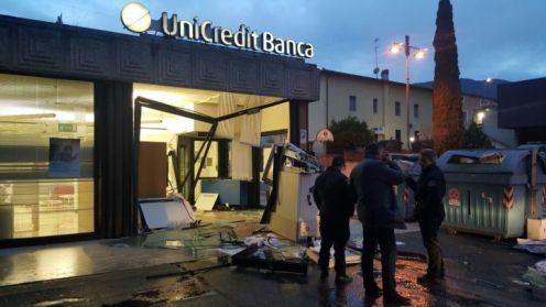 Assaltata a Terni filiale Unicredit