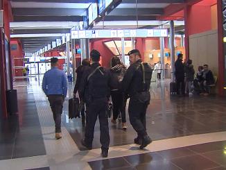 Arrestato spacciatore albanese, bloccato all'aeroporto San Francesco