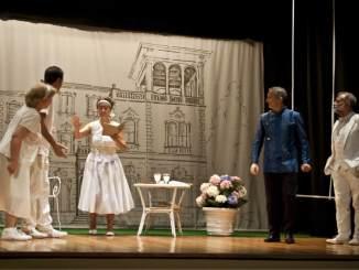 Teatro, serata di beneficienza Associazione Giacomo Sintini