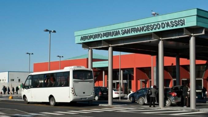 """Volo charter Mosca – Perugia in arrivo al """"San Francesco d'Assisi"""""""