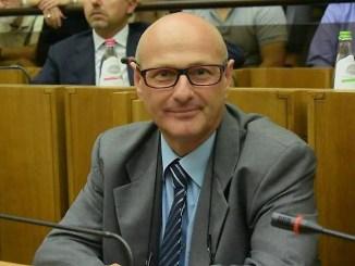 Sergio De Vincenzi, grave situazione dissesto corsi d'acqua regionali