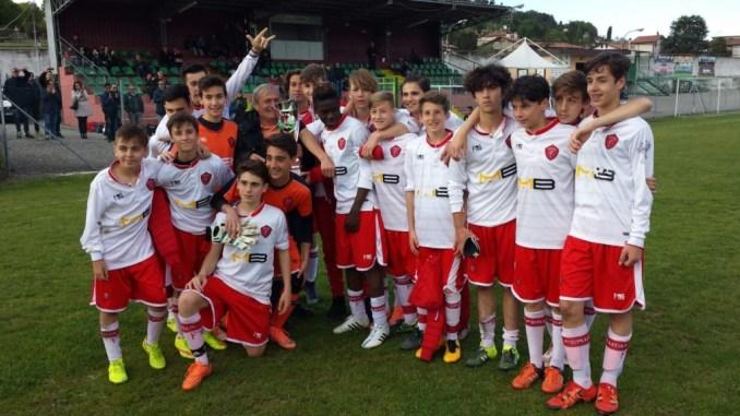 Giovanissimi Regionali trionfano al Memorial Squarcelli