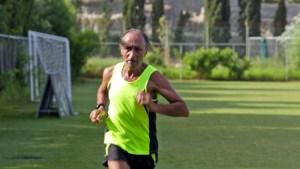 Yiannis in allenamento campo medio