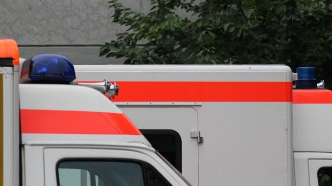 Incidente a Costacciaro, grave motociclista, trasportato in codice rosso all'ospedale