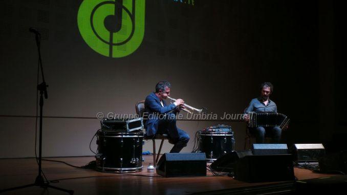 Concerti di Umbria Jazz nella Basilica di San Pietro, Fresu e Di Bonaventura