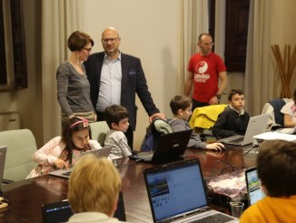 Internet Day, a Palazzo Donini il Coderdojo