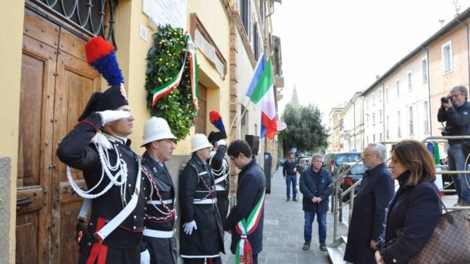 """25 Aprile, Marini: """"Festa dell'Italia che ha voluto essere libera e democratica"""""""