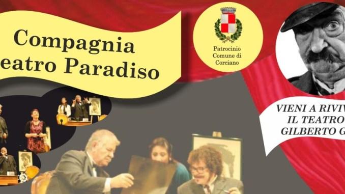 Teatro Filarmonica Corciano, Come un errore può cambiare la vita