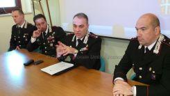 Estorsione imprenditori, 6 arresti, appartenenti a famiglie rom