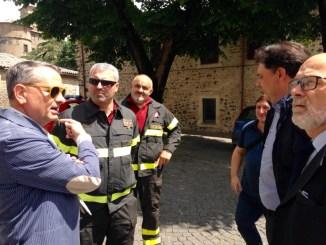 Regionali, Paparelli: «Tesei si è accorta che esiste il tema della ricostruzione»