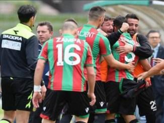 Calcio, Pro Vercelli-Ternana 1-0 piemontesi salgono a nove punti