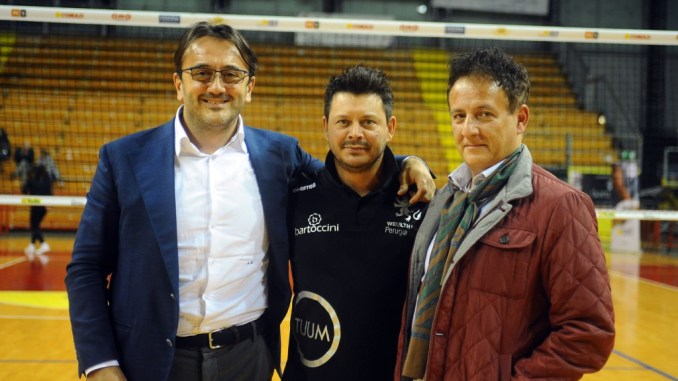 Antonio Bartoccini, Fabio Bovari, Massimo Patiti