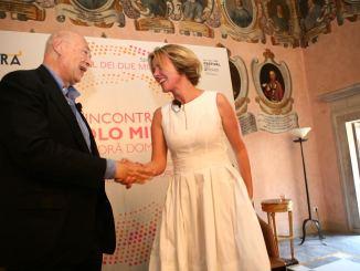 Ministro Lorenzin al Festival dei due Mondi, Italia rischia commissariamento
