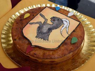 Perugia 1416: concorso la torta di Braccio, vince Anna Polidori