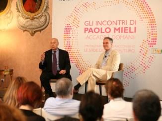 Incontri di Paolo Mieli, Albinati e l'attore romano chiudono primo week end