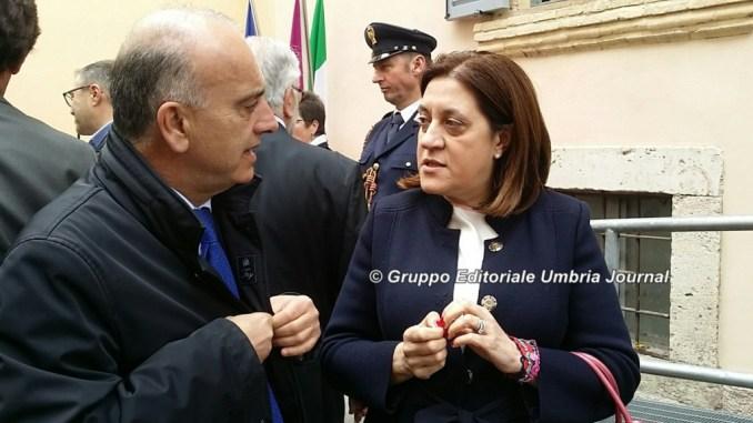 Indagine su concorso sanità, perquisiti Bocci, Marini e Barberini