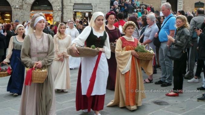 Perugia 1416, ecco il percorso della corsa del drappo
