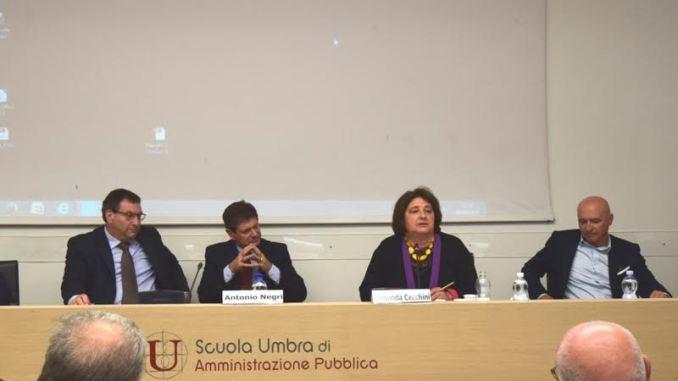 Efficientamento energetico in 130 partecipanti al seminario a Villa Umbra
