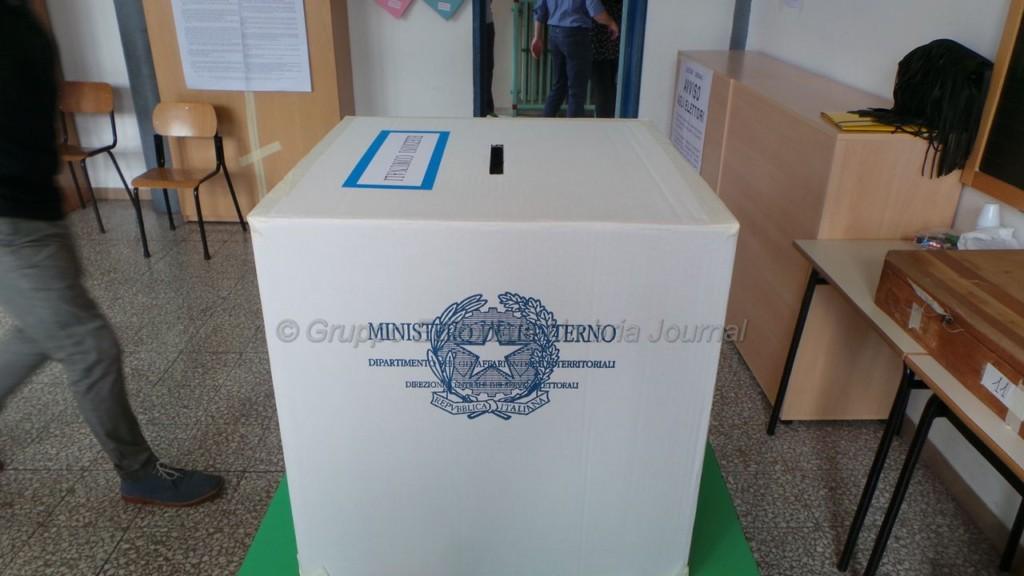 Elezioni 2019, provincia di Terni, spoglio in diretta