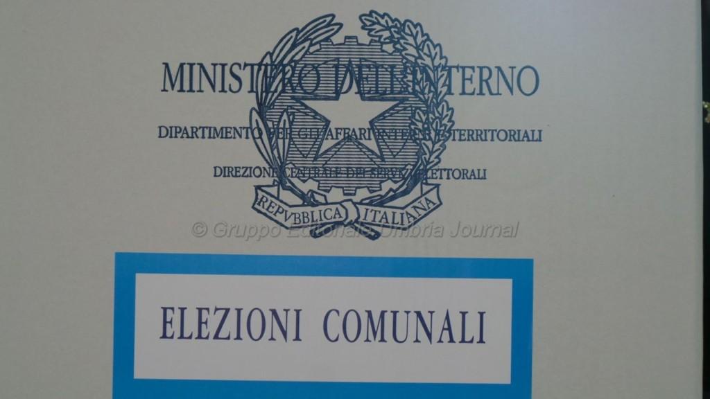 Elezioni 2019, provincia di Perugia, spoglio in diretta