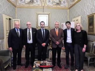Sindaco Romizi ha incontrato ambasciatore Bulgaria in Italia Raykov