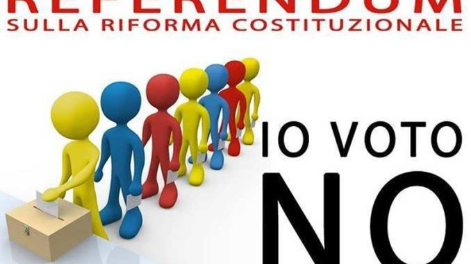 Referendum vota no, non farti fregare, flash mob ad Umbria Jazz