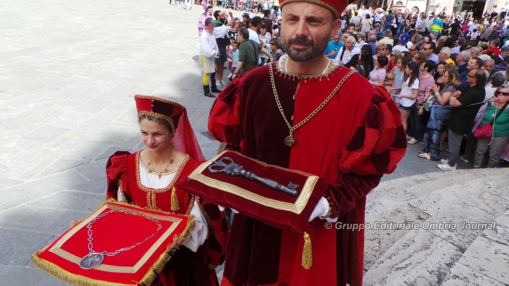 Perugia 1416, è il giorno del gran finale ecco le prime immagini [FOTO E VIDEO]