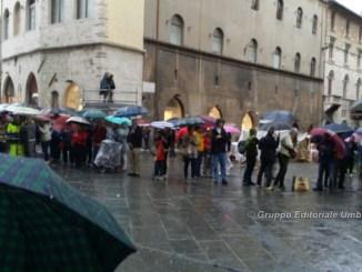 Allerta meteo, Perugia 1416, Pd, qualche cosa non ha funzionato