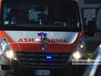 Ottantenne investito all'alba a Spoleto, muore sul colpo