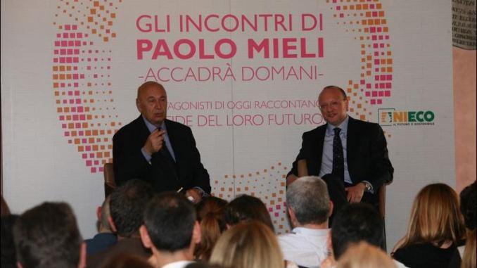 """Spoleto 59, Vincenzo Boccia agli incontri di Mieli, """"Sì al referendum"""""""