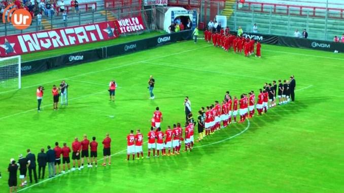 Reti inviolate per Perugia-Carpi, allo stadio Renato Curi il caldo condiziona