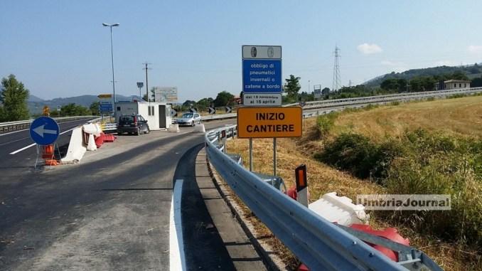 """Strada statale 318 """"di Valfabbrica"""", ok per il raddoppio a quattro corsie"""